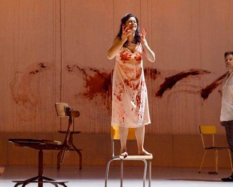 Parsifal à l'Opéra des Flandres © Annemie Augustijn
