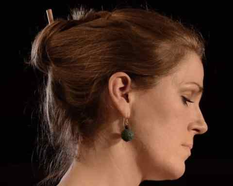 Elodie Vignon à la grande salle du Conservatoire de Bruxelles © DR