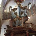 L'orgue de l'église-musée des Augustins à Toulouse © Julien Bordas