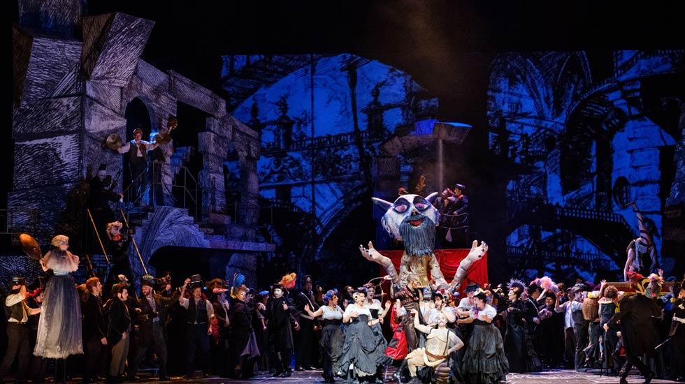 Benvenuto Cellini © Agathe Poupeney / Opéra national de Paris