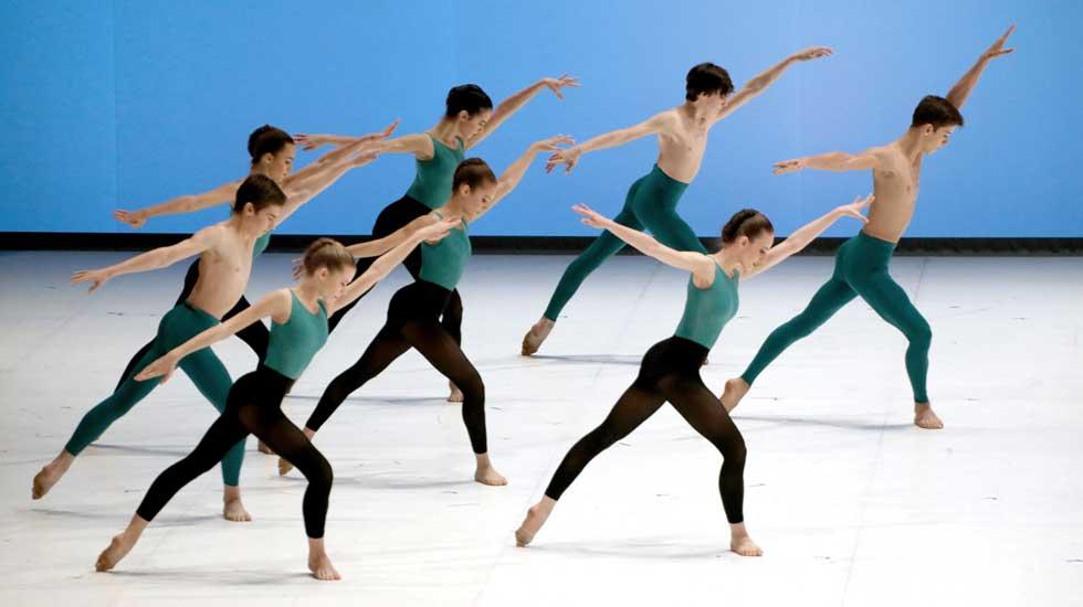 Les danseurs de l'Opéra national de Paris © Francette Levieux / Opéra national de Paris