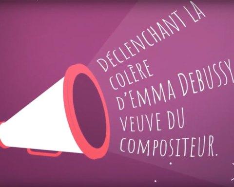 Vidéo Debussy © DR