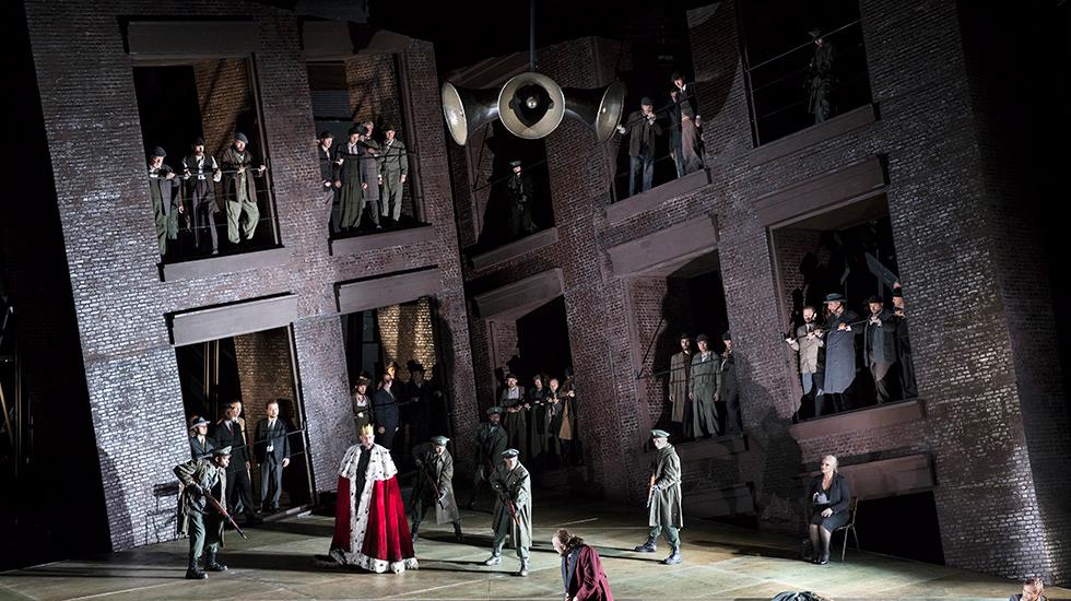 Lohengrin / Opéra Ballet Vlaanderen © DR