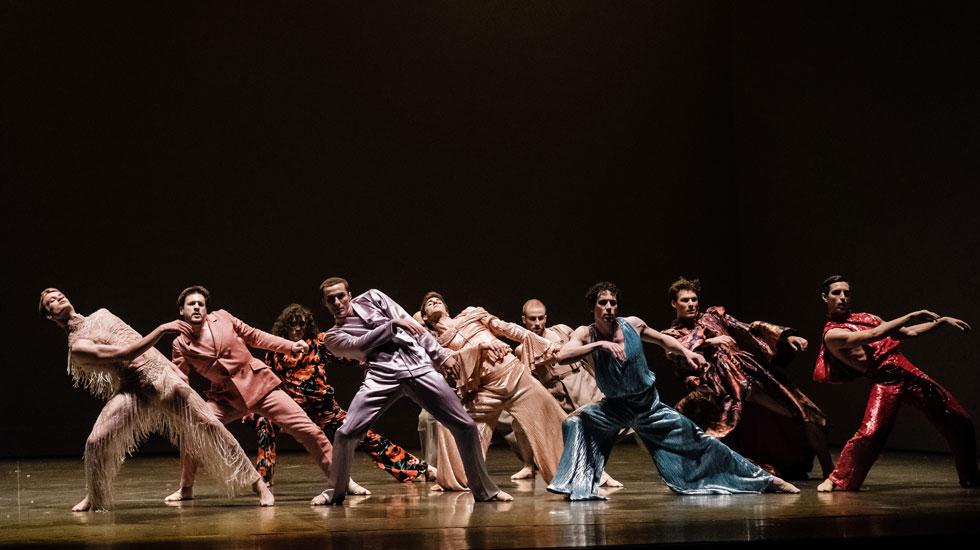 The Male Dancer © Agathe Poupeney / Opéra national de Paris