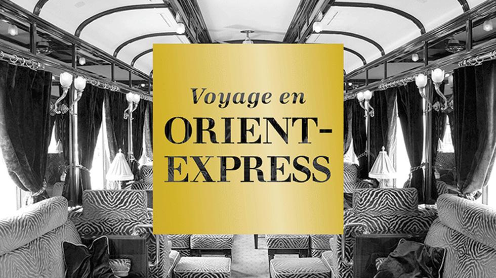 Voyagez en musique avec l'Orient-Express