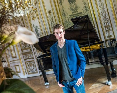 Gaspard Dehaene © Laurent Bugnet