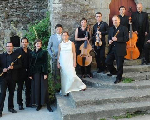 Hugo Reyne et la symphonie du Marais