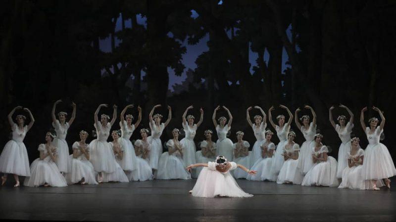 La Sylphide © Svetlana Loboff / Opéra national de Paris