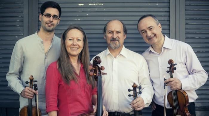 Quatuor Ludwig © DR