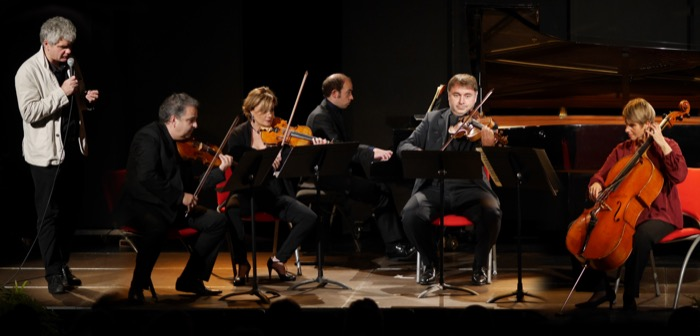 """""""Vienne et l'Europe centrale aux sources de la musique"""" par Olivier Légeret et les musiciens du festival"""