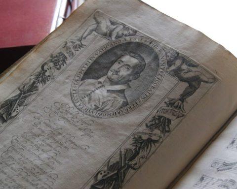 Abbaye de Royaumont, Collections de la Bibliothèque musicale François Lang