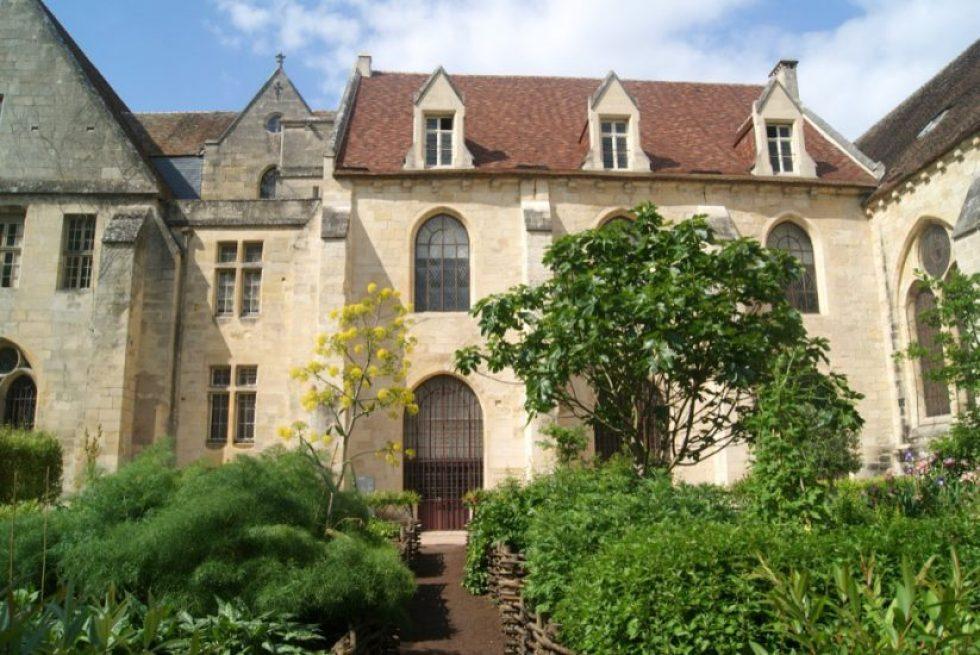 Abbaye de Royaumont, Jardin des neuf carrés © Classicagenda