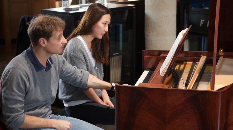 Atelier d'interprétation Chopin