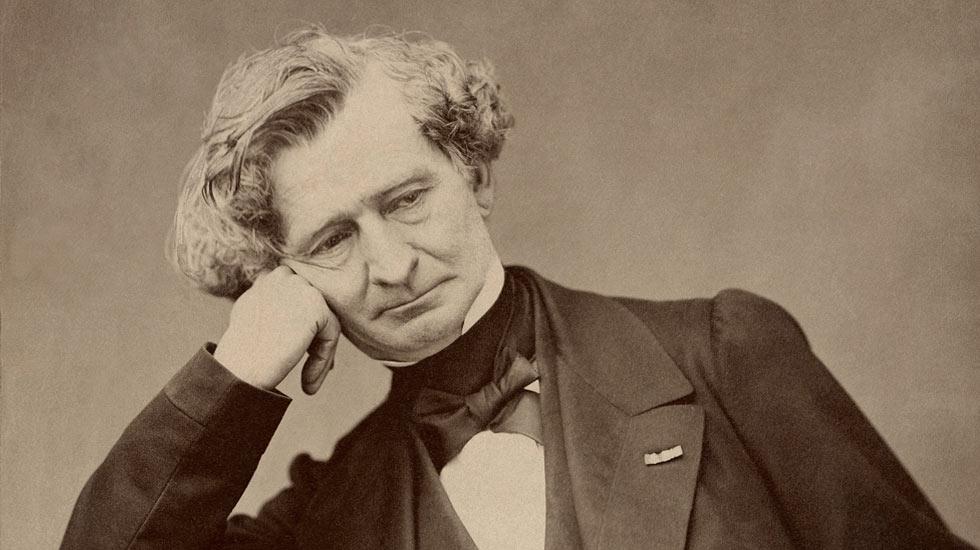 Hector Berlioz en 1863