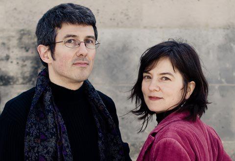 Benjamin Perrot et Florence Bolton