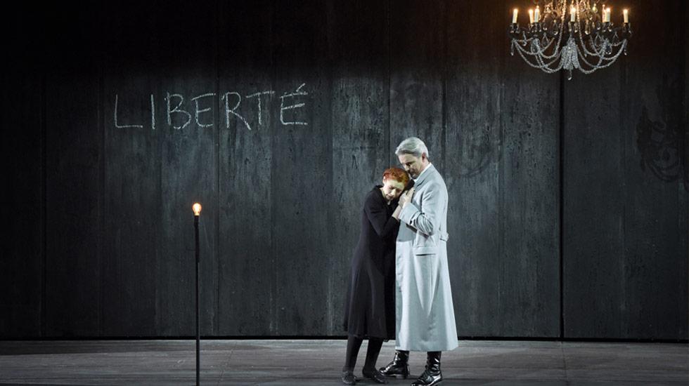 Dialogues des Carmélites © Vincent Pontet