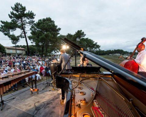 Le Cap Ferret Music Festival 2017 © Laurent Wangermez
