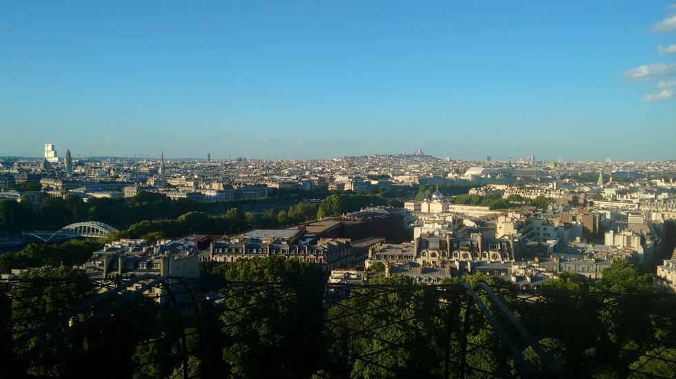 La vue de la Salle Eiffel pendant le Festival de Paris © Classicagenda