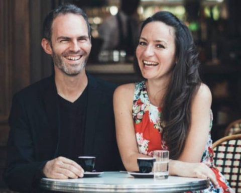 Geneviève Laurenceau et David Bismuth @ Rémi Rière