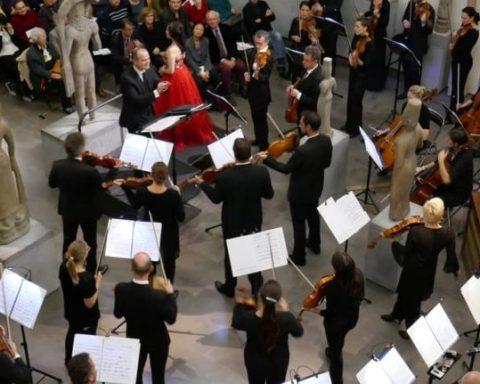 Concert Berlioz -Guimet du 4 novembre 2017 © Musée national des Arts Asiatiques / Nicolas Alpach
