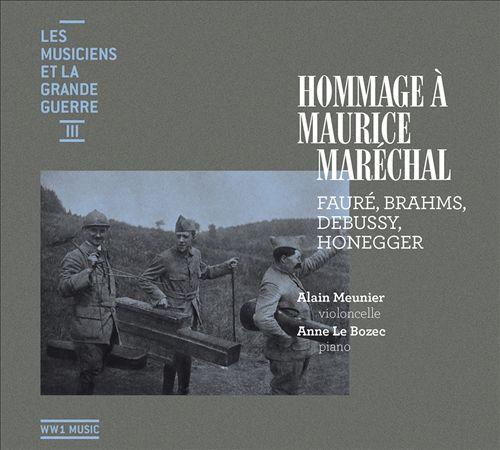 hommage M Maréchal