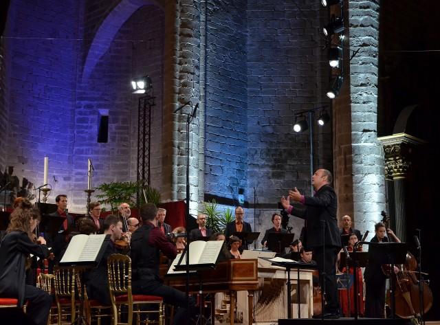 Messe en si par la Chapelle Rhénane © Bertrand Pichène
