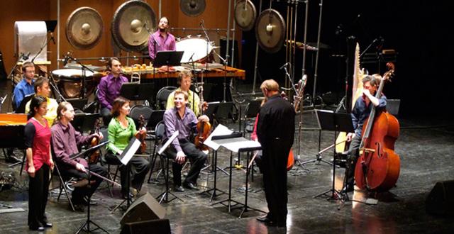 Ensemble Orchestral Contemporain @ DR