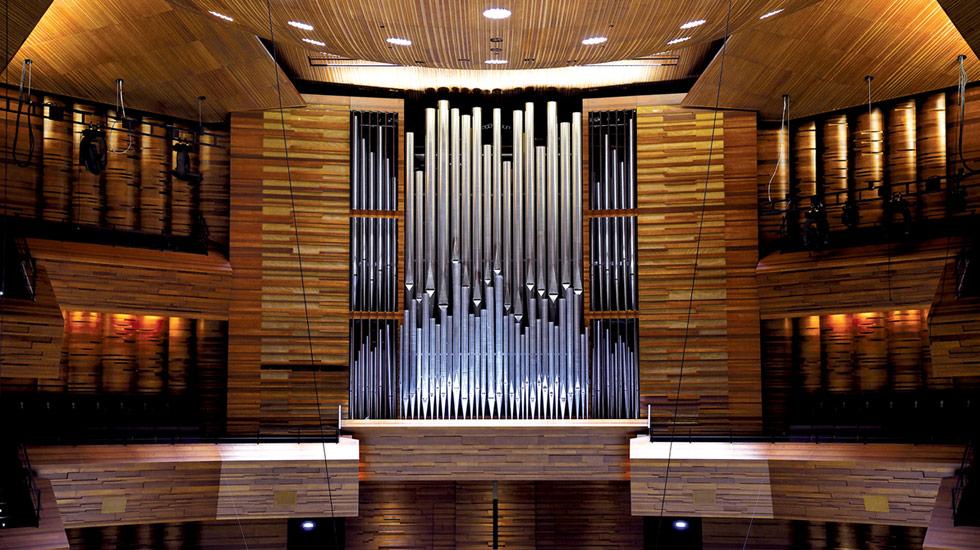 L'orgue de Radio-France