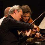 Vadim Repin et Janine Jansen au Verbier festival © DR