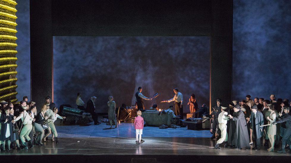 The Exterminating Angel par Thomas Adès au MET © Ken Howard/Metropolitan Opera