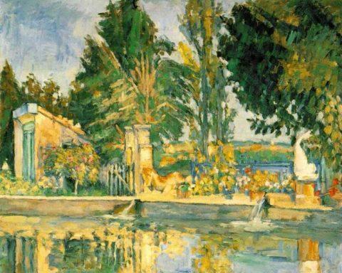 """Paul Cézanne : """"Jas de Buffan"""""""