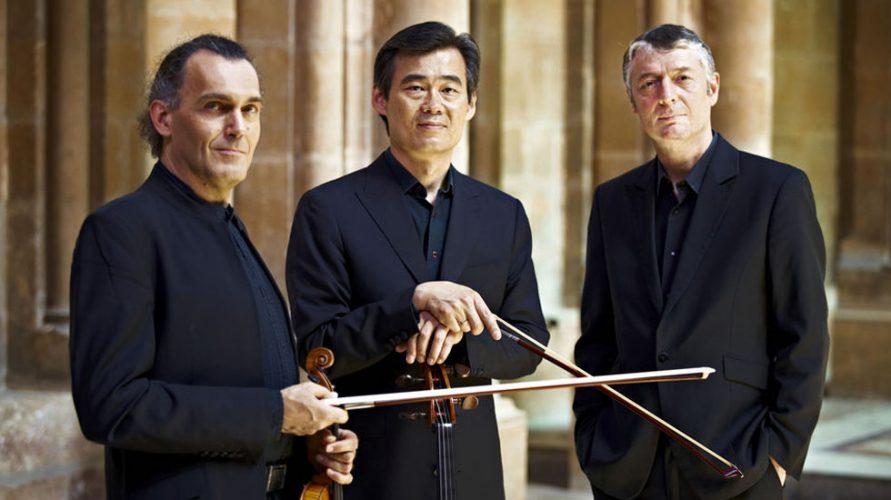 Trio Owon © Simon Wall
