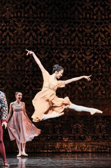 Roméo et Juliette, Rudolf Noureev, Sae Eun Park (Juliette)