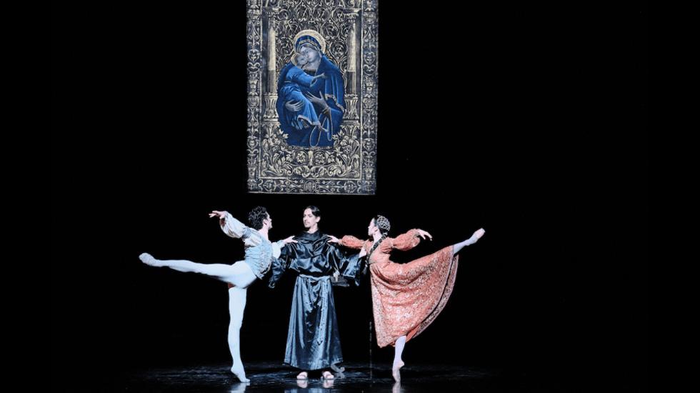 Roméo et Juliette, Rudolf Noureev, Sae Eun Park (Juliette), Paul Marque (Roméo), Cyril Chokroun (Frère Laurent)