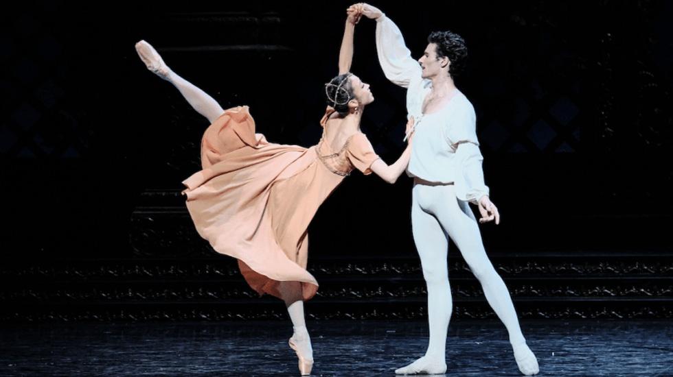 Roméo et Juliette, Rudolf Noureev, Sae Eun Park (Juliette), Paul Marque (Roméo)