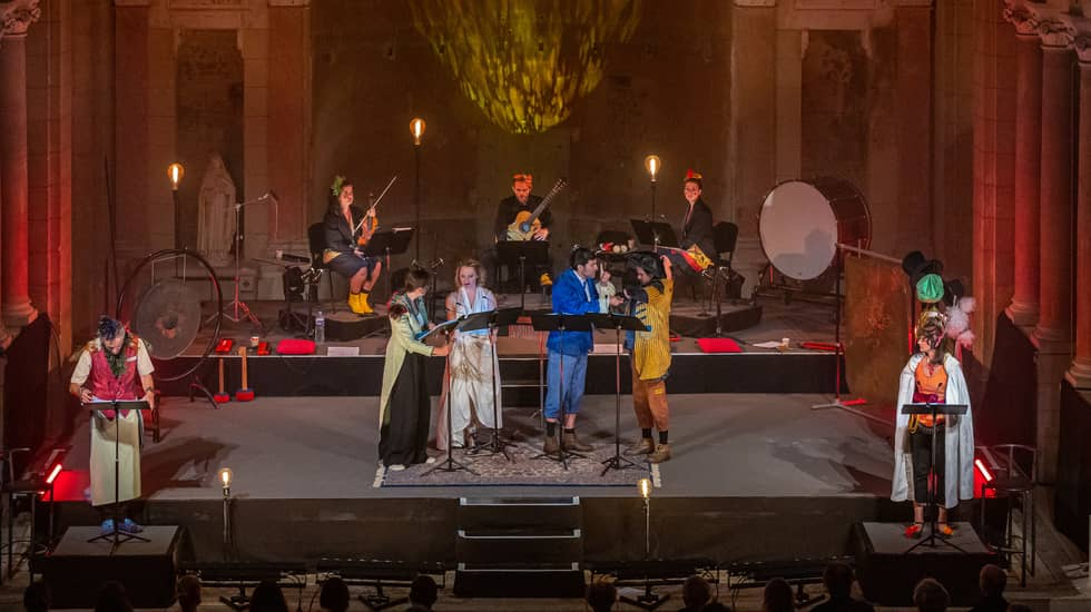 """""""Le Château des Cœurs"""" - Festival Berlioz 2021"""