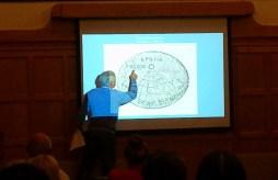 Prof Talbert on Portable Sundials