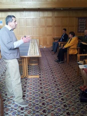 Professor Andrew Smith on the Philsophers' Journey
