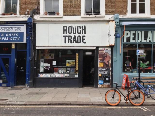 Risultati immagini per rough trade london