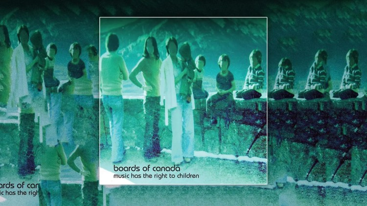 Classic Album Sundays Sydney x EMCPLAY present Boards of Canada 'Music Has  the Right to Children'   Classic Album Sundays