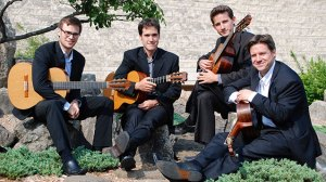 russian guitar quartet