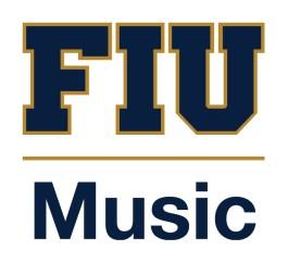 FIU Music logo