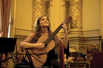 Berta Rojas Historia del Tango Classical Guitar Magazine Review