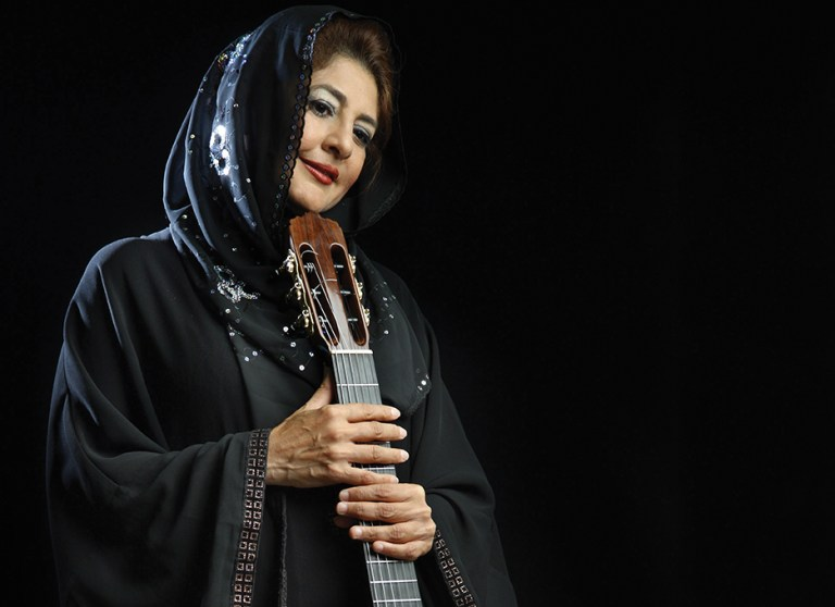 Lily Afshar Classical Guitar Magazine Letter from Tehran