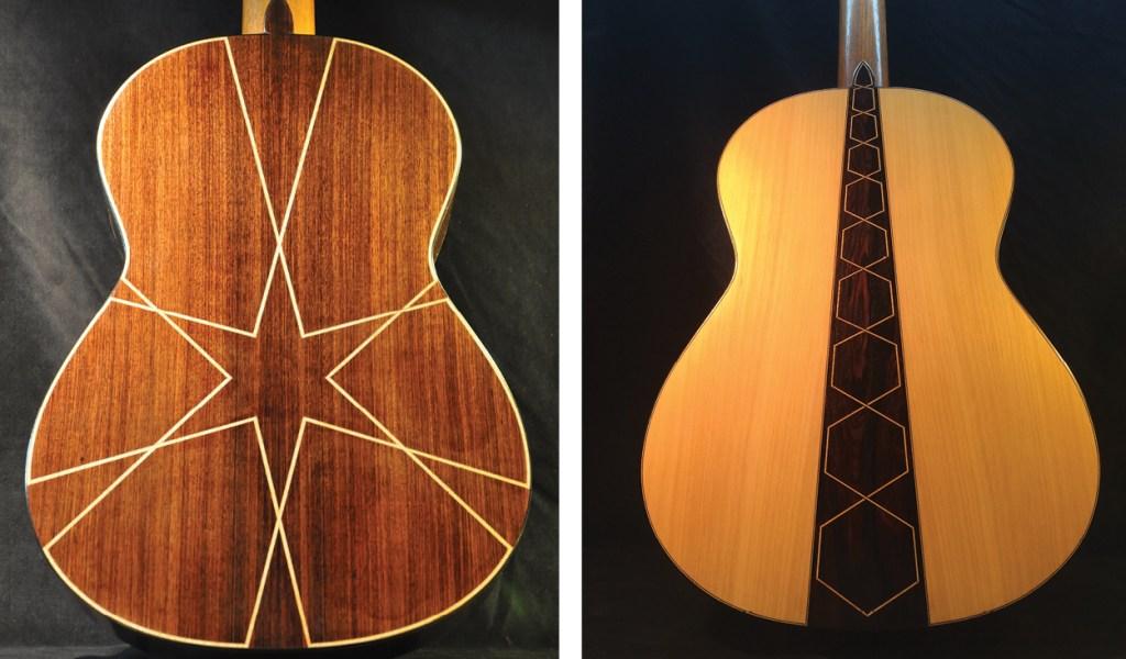 Stephan Connor Flamenco Guitar Handmade Luthier Granada Classical Guitar Magazine