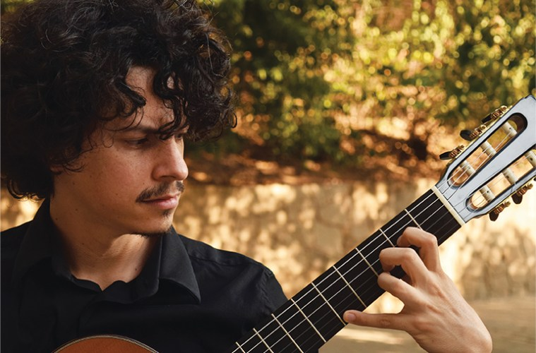 Alí Arango Leo Brouwer Classical Guitar Magazine Music Review