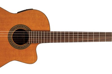 Alvarez Classical Guitar AC65HCE gear Review Classical Gutitar Magazine