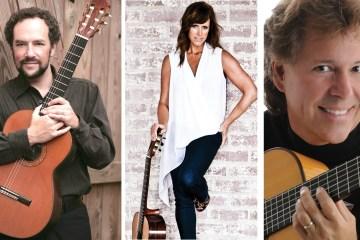 Classical Guitar Tips Bill Kanengiser Martha Masters Stephen Robinson Recital Practice Performance Expression Classical Guitar Magazine
