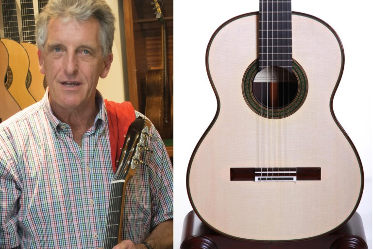 Gernot Wagner Classical Guitar Magazine Luthier Jason Vieaux Guitar Maker