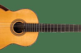 David J Pace Classical Guitar Review New Gear Nylon Guitar